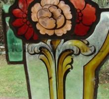 Klasičen poslikan vitraž
