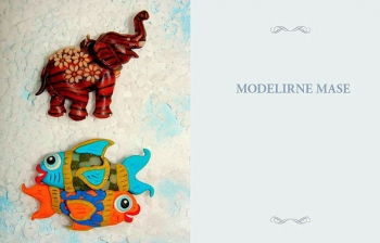 Modelirne mase