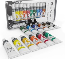 Akrilne barve za slikanje