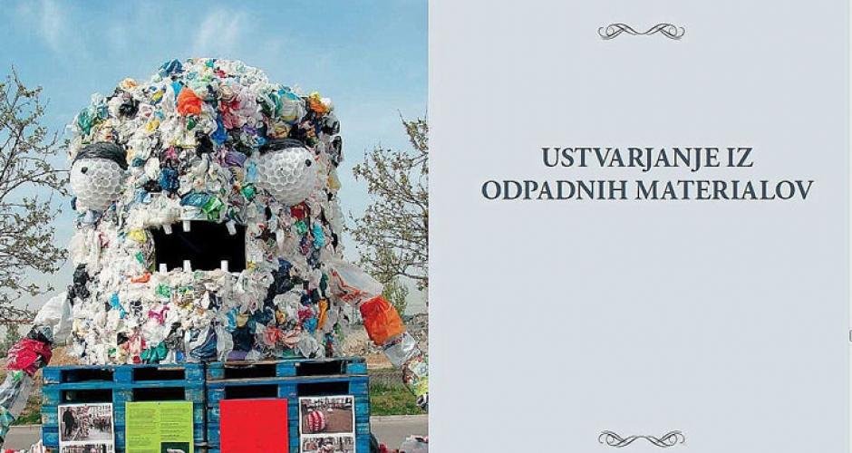 Ustvarjanje iz odpadnih materialov