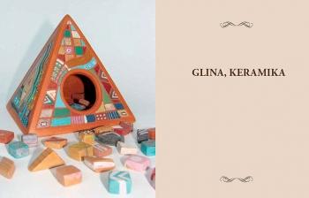 Glina, keramika